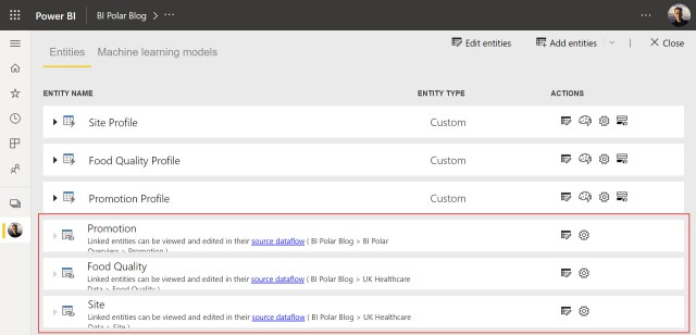 Quick Tip: Restricting access to linked entities in Power BI